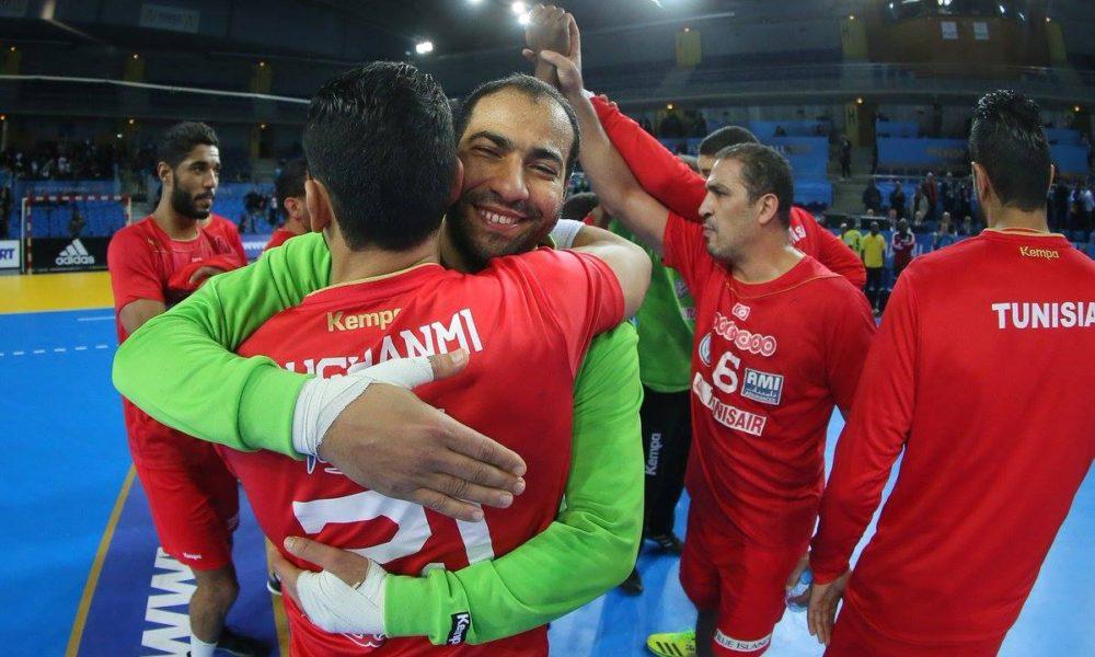 Handball can 2018 la tunisie championne d 39 afrique pour la 10 me fois de son histoire sport - Coupe d afrique handball ...