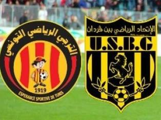 Football-Compétitions africaines: Programme des rencontres des clubs tunisiens