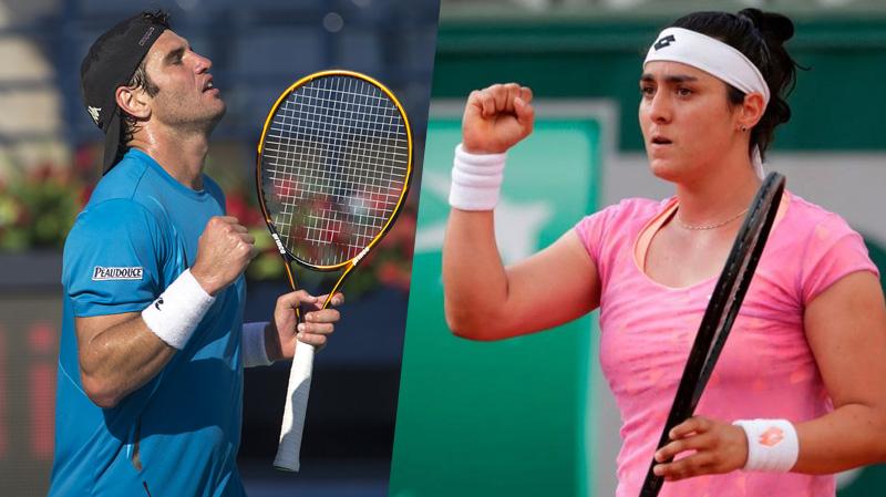 Tennis: Spectaculaire bond de Malek Jaziri qui retrouve le top 100 en se classant à la 84 place de l'ATP