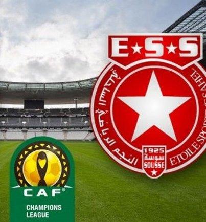 Ligue des clubs champions d'Afrique, l'ESS ramène la qualification du Nigeria