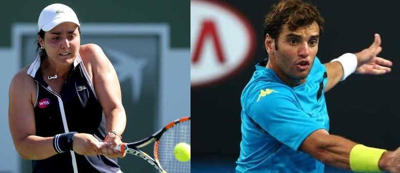 Tennis: Malek Jaziri progresse au classement ATP alors Ons Jabeur recule