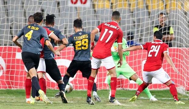 Ligue des Clubs Champions d'Afrique: L'EST fait match nul 0 à 0 face à Al Ahly d'Egypte