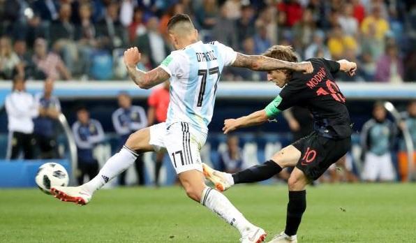 La Croatie inflige une lourde défaite à l'Argentine 3 buts à 0 et obtient son ticket pour les 8ème de finale