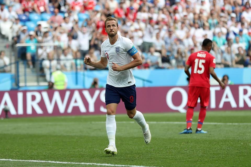 L'Angleterre bat le Panama sur le score fleuve de 6 buts à 1