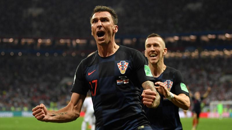 La Croatie rejoint la France en Finale après avoir écarté l'Angleterre