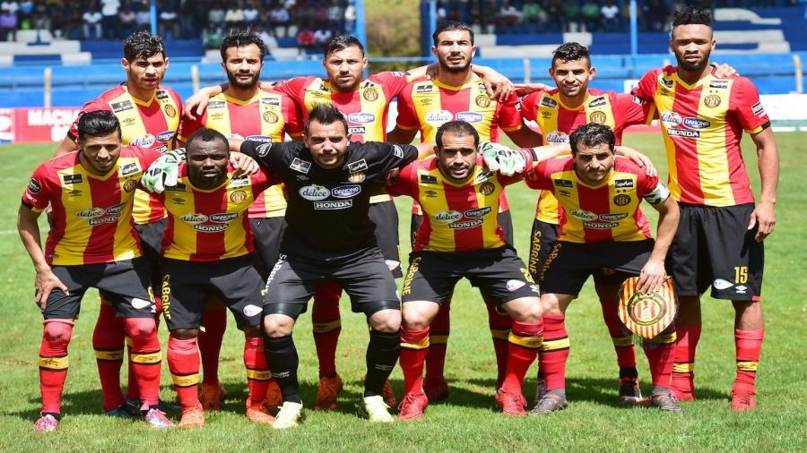 Coupe arabe des clubs: L'EST fait match nul 1 but à 1 contre Ittihad Alexandrie d'Egypte