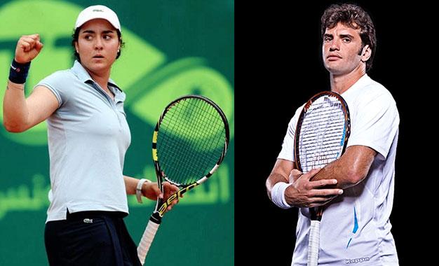 Tennis: Malek Jaziri progresse dans le classement ATP et Ons Jabeur se maintient à la même place