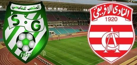Ligue 1 pro: Le Stade Gabésien surprend le Club Africain en le battant par 1 but à 0
