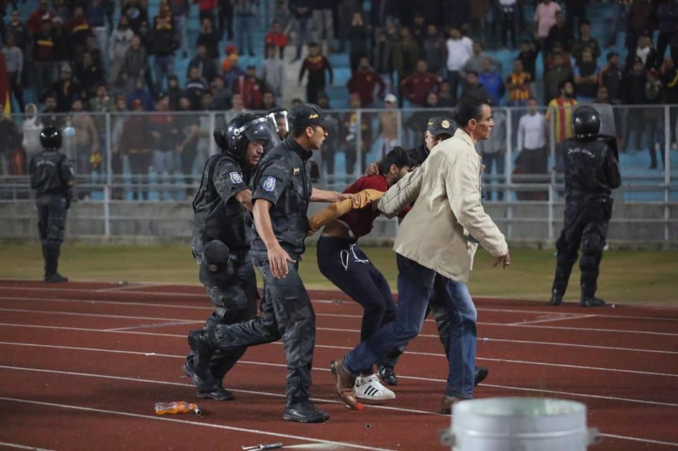 Incidents à l'issue du match de l'EST contre Primeiro Agosto, le ministère de l'Intérieur donne un bilan des blessés