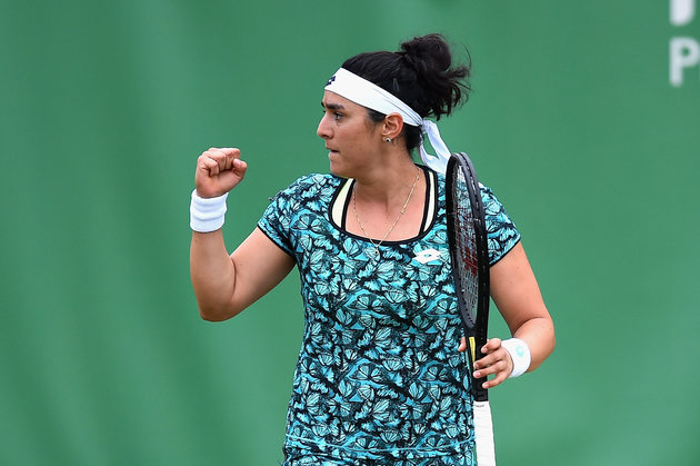 Ons Jabeur se qualifie et crée la surprise en éliminant la 8ème mondiale à l'Open de tennis de Moscou