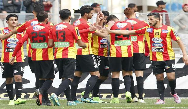 Ligue 1 : L'Espérance de Tunis s'amuse contre l'AS Gabès