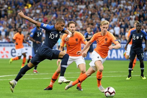 La ligue des nations de l'UEFA : le programme de cette semaine