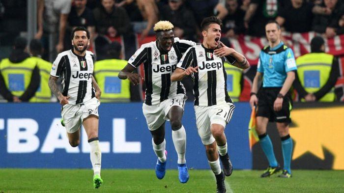 Serie A: Juventus bat l'AC Milan à San Siro