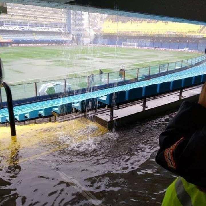 Finale Copa Libertadores: le superclasico entre Boca et River reporté