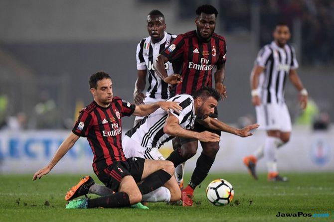 Italie / Serie A : un match attendu entre Milan et Juventus