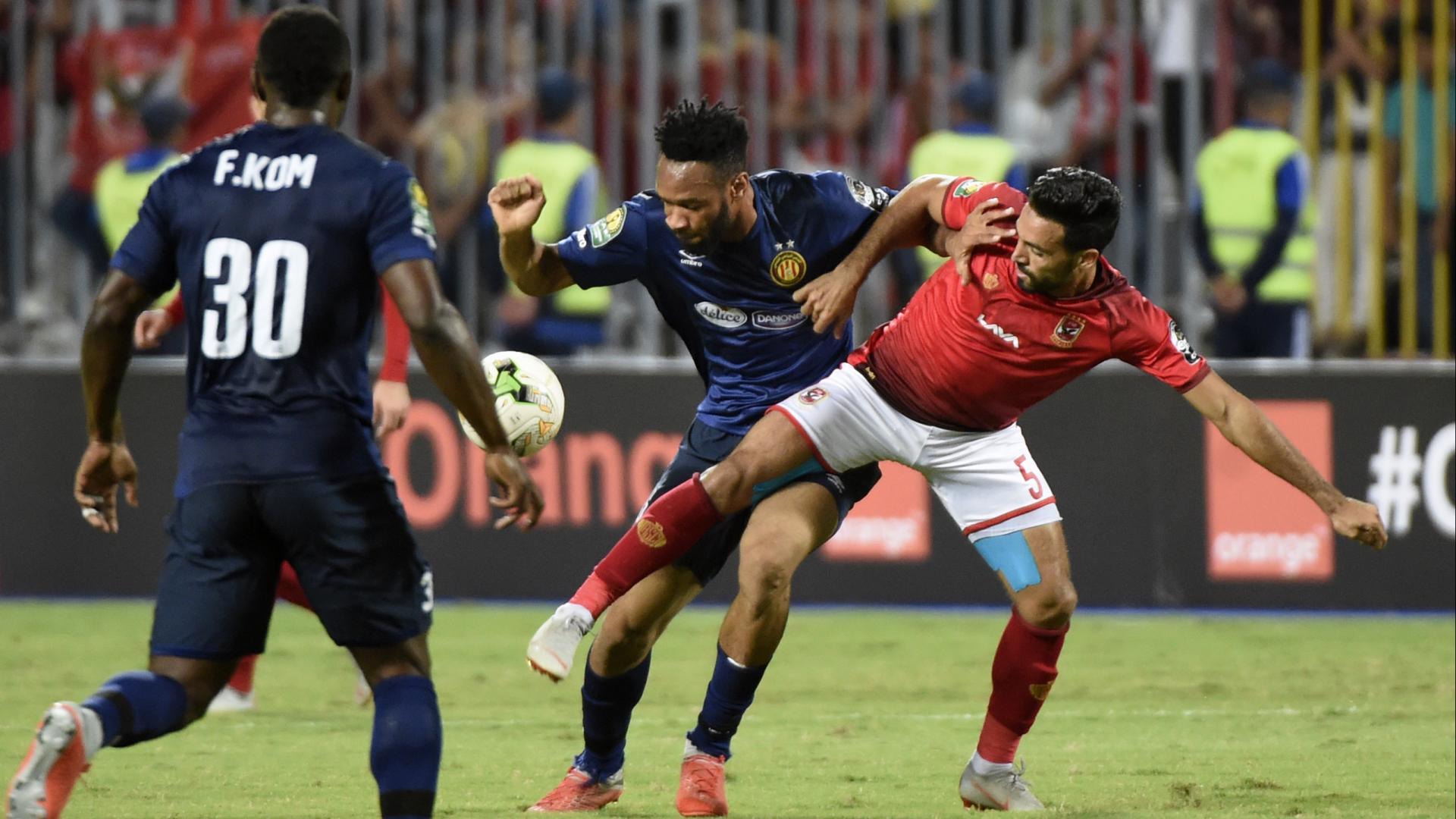 EST-Al-Ahly : Formations rentrantes des deux équipes