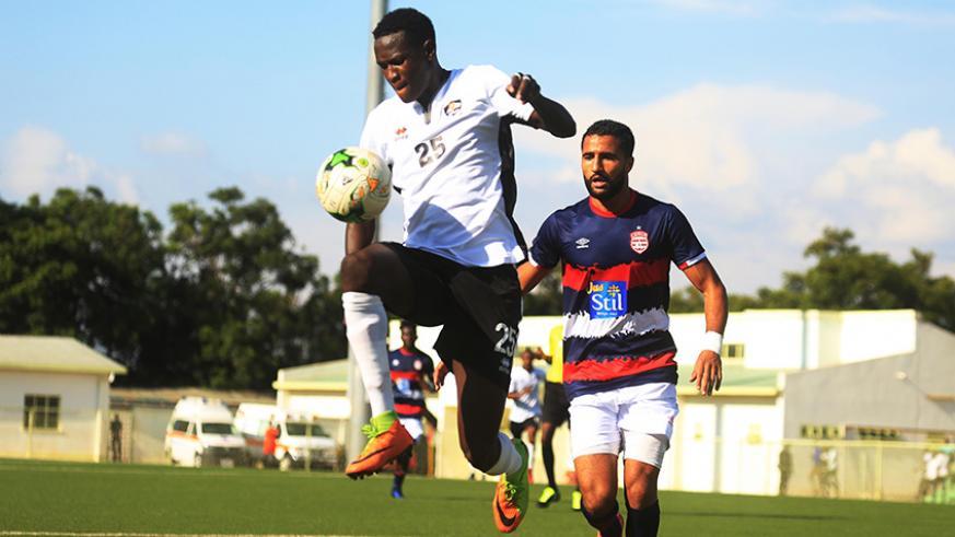 Ligue des Champions d'Afrique: La date du match retour du Club Africain-APR dévoilée