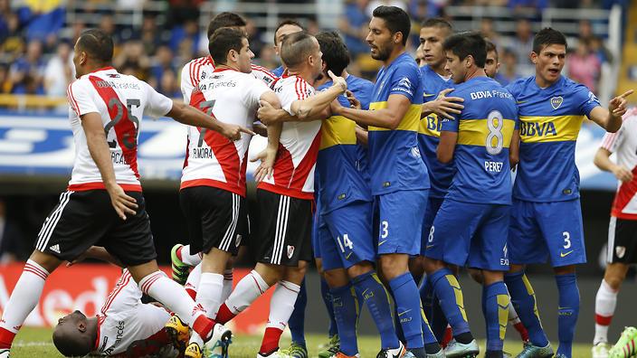 Finale Copa Libertadores: un choc entre Boca Juniors et River Plate