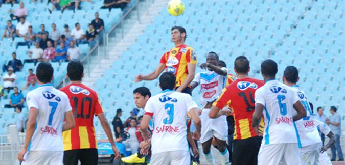 Ligue 1/ match retard: L'Espérance de Tunis reçoit l'USMo