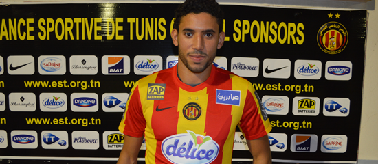 Espérance de Tunis : Blessé, Mohamed Ali Yaakoubi sera absent pendant 3 semaines