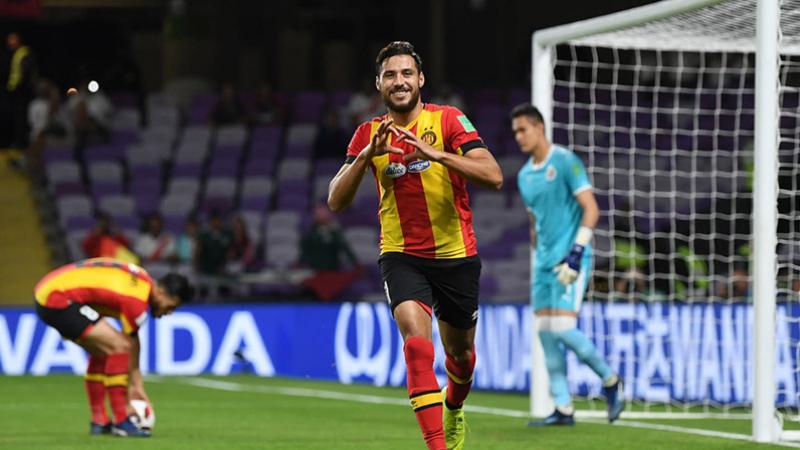L'Espérance Sportive de Tunis 5e du Mondial des clubs 2018