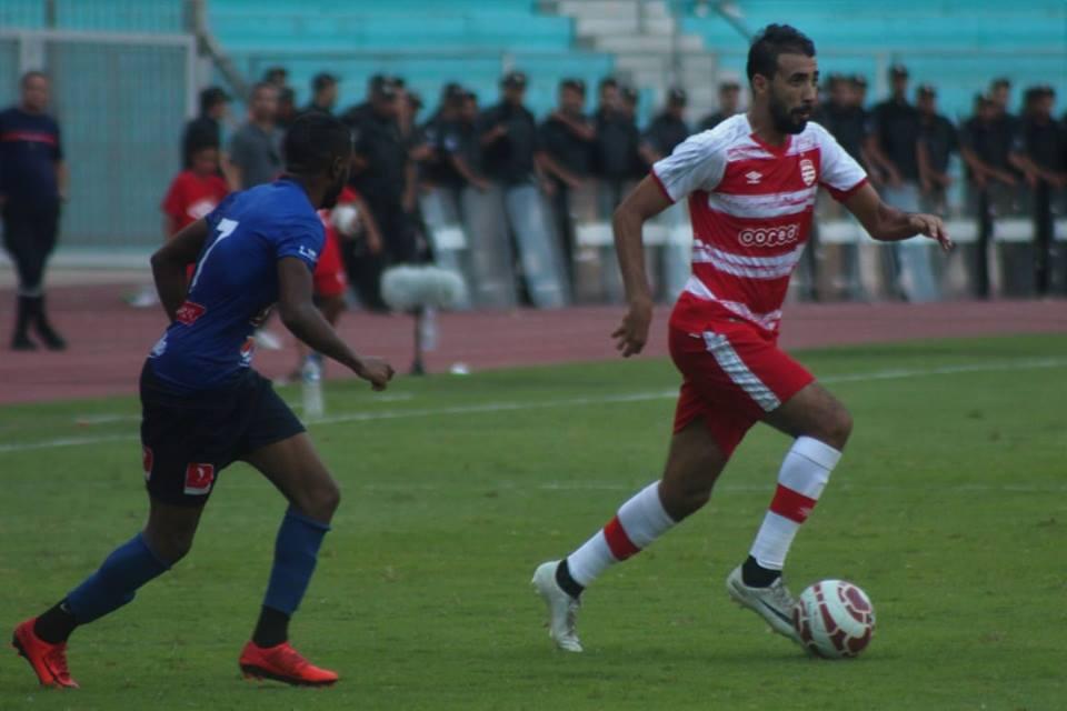 Club Africain : Mokhtar Belkhiter hors service en match retour contre Al Hilal