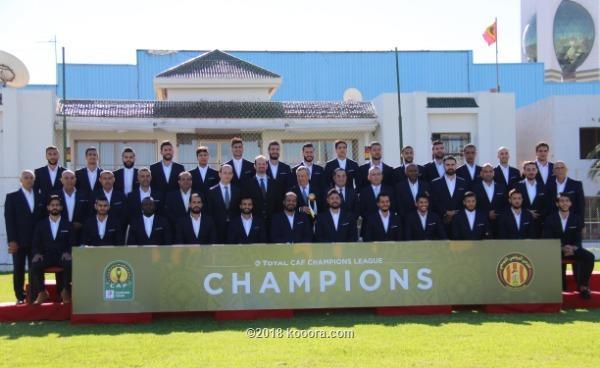 Espérance de Tunis : 23 joueurs pour représenter l'équipe à la Coupe du monde des clubs