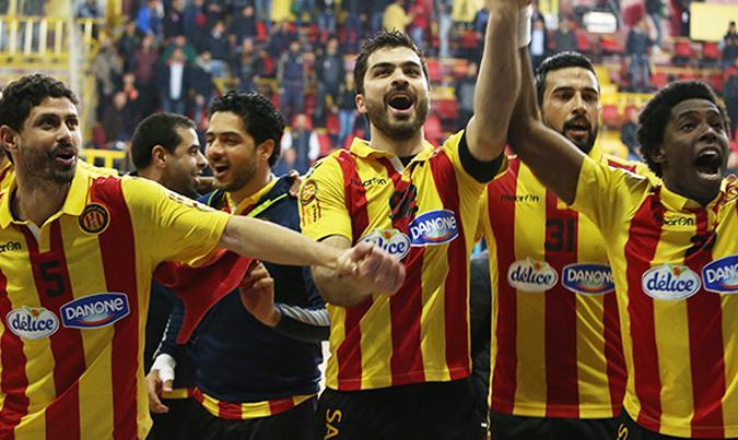 Handball : L'Espérance de Tunis sacré champion de la Coupe arabe des clubs