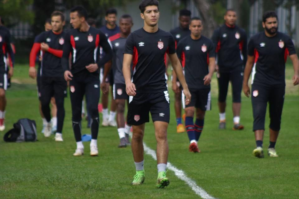 Ligue des champions – CA : les préparatifs se poursuivent pour le match contre l'Ismaily