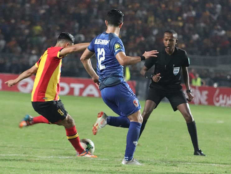 Ligue des champions : L'arbitre du match Horoya-Espérance de Tunis est changé