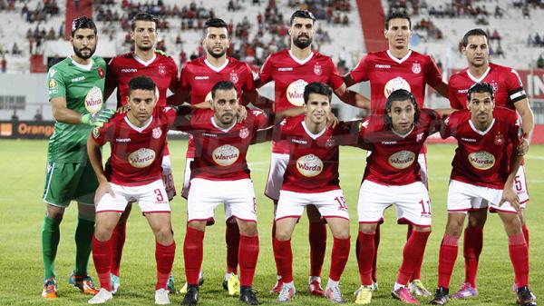 ِCoupe Arabe des clubs : la formation rentrante de l'Etoile du Sahel contre Raja Casablanca