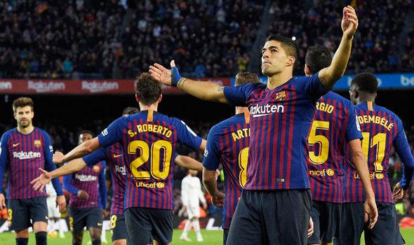 FC Barcelone gifle le Real Madrid en demi-finale retour de la Coupe du Roi