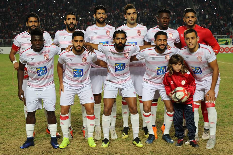 Ligue des champions – CA : La formation rentrante contre TP Mazembe