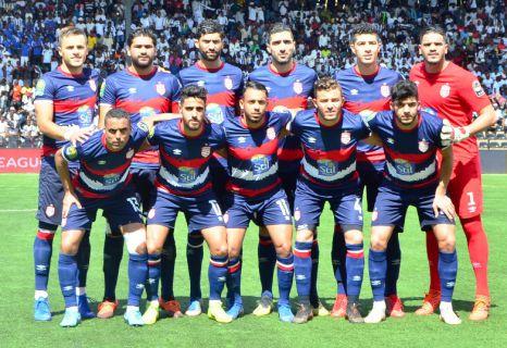 Ligue des champions – CA : 23 joueurs pour affronter TP Mazembe
