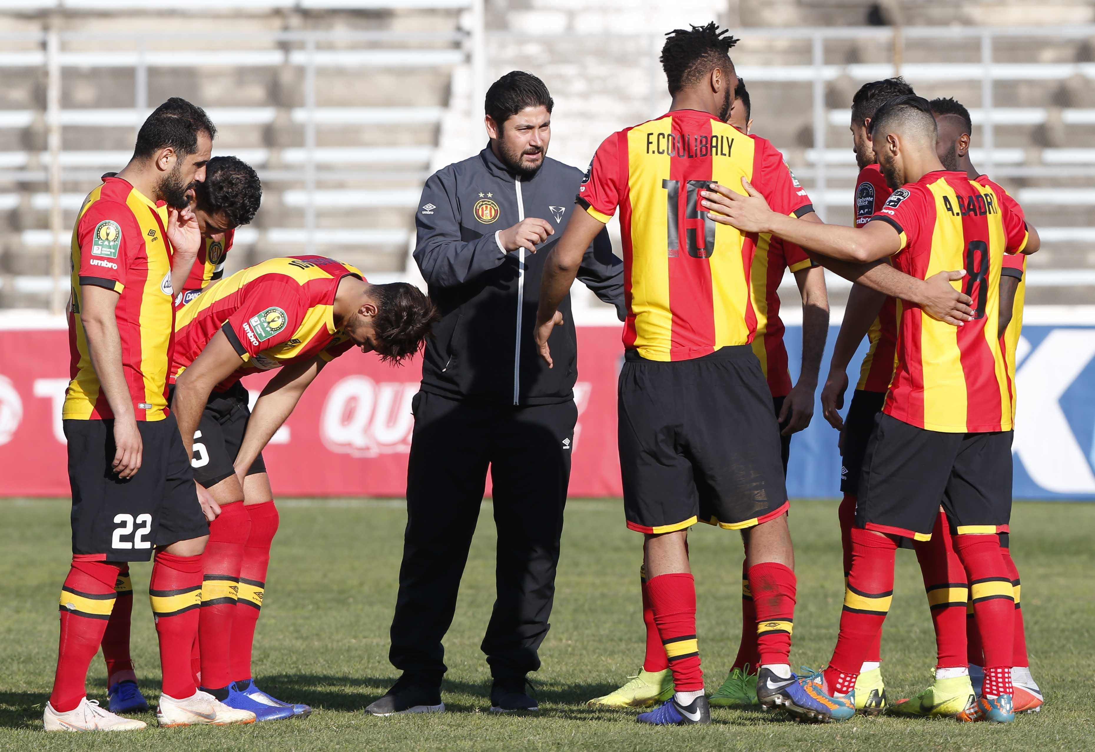 Ligue des champions – EST : Formation rentrante contre le TP Mazembe