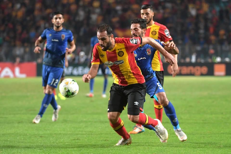 Espérance de Tunis – Al Ahly : sur quelle chaîne voir le match ?
