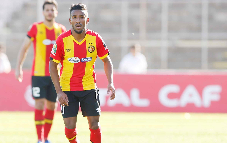 EST : Blessé, Hamdou Elhouni forfait contre le TP Mazembe