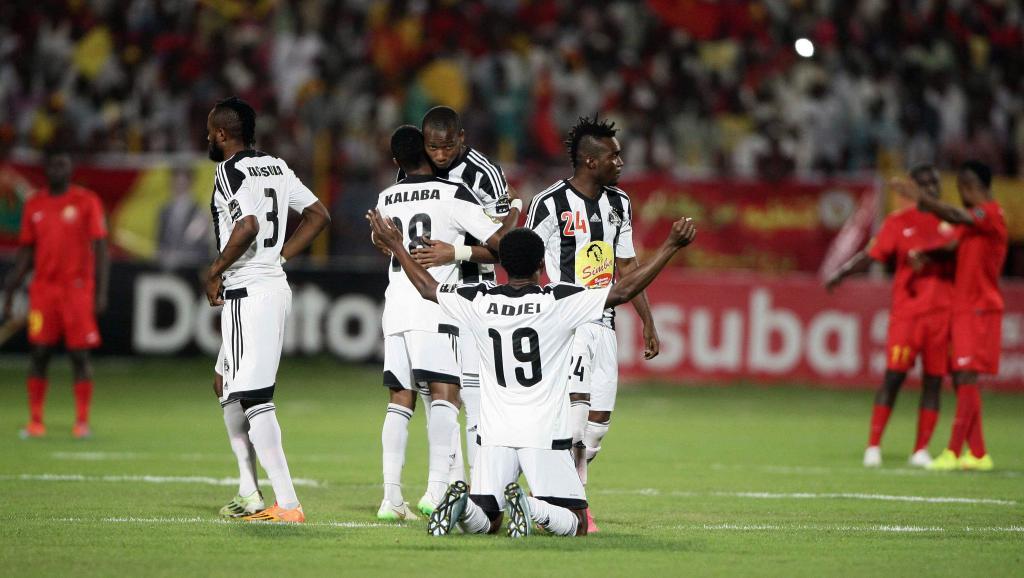 TP Mazembe passe en demi-finale — Ligue des champions