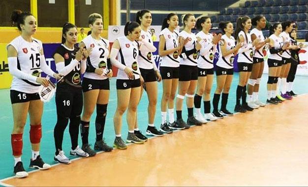 Volley-ball féminin : Les Sfaxiennes sacrées championnes de la Coupe de Tunisie