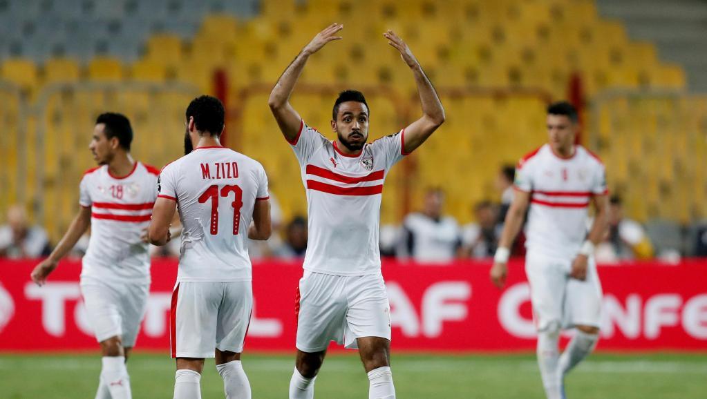 Le Zamalek remporte la Coupe de la CAF