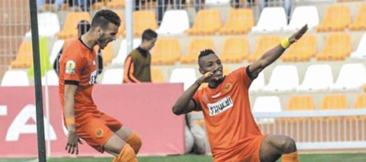Coupe de la CAF / finale aller : la RS Berkane s'impose in extremis