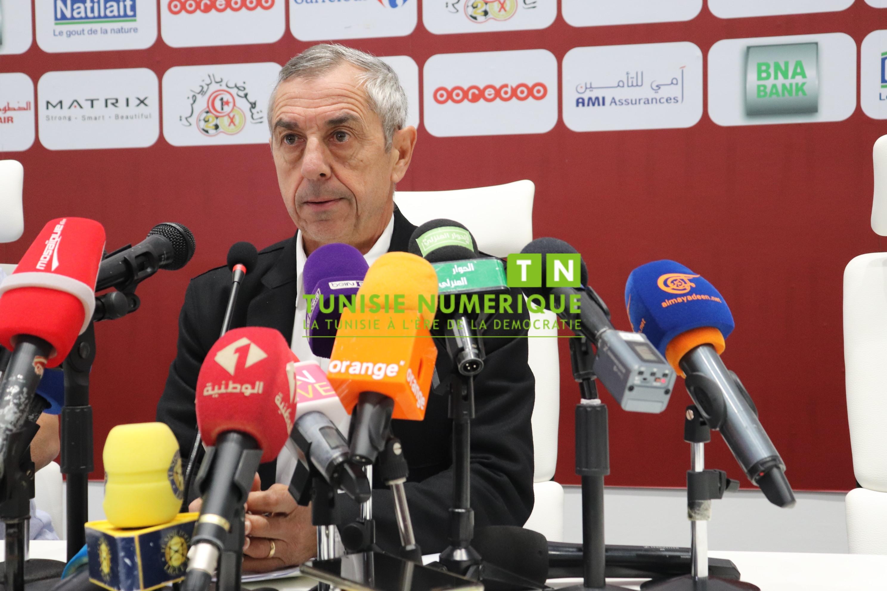 Amical : Alain Giresse satisfait de la victoire contre l'Irak