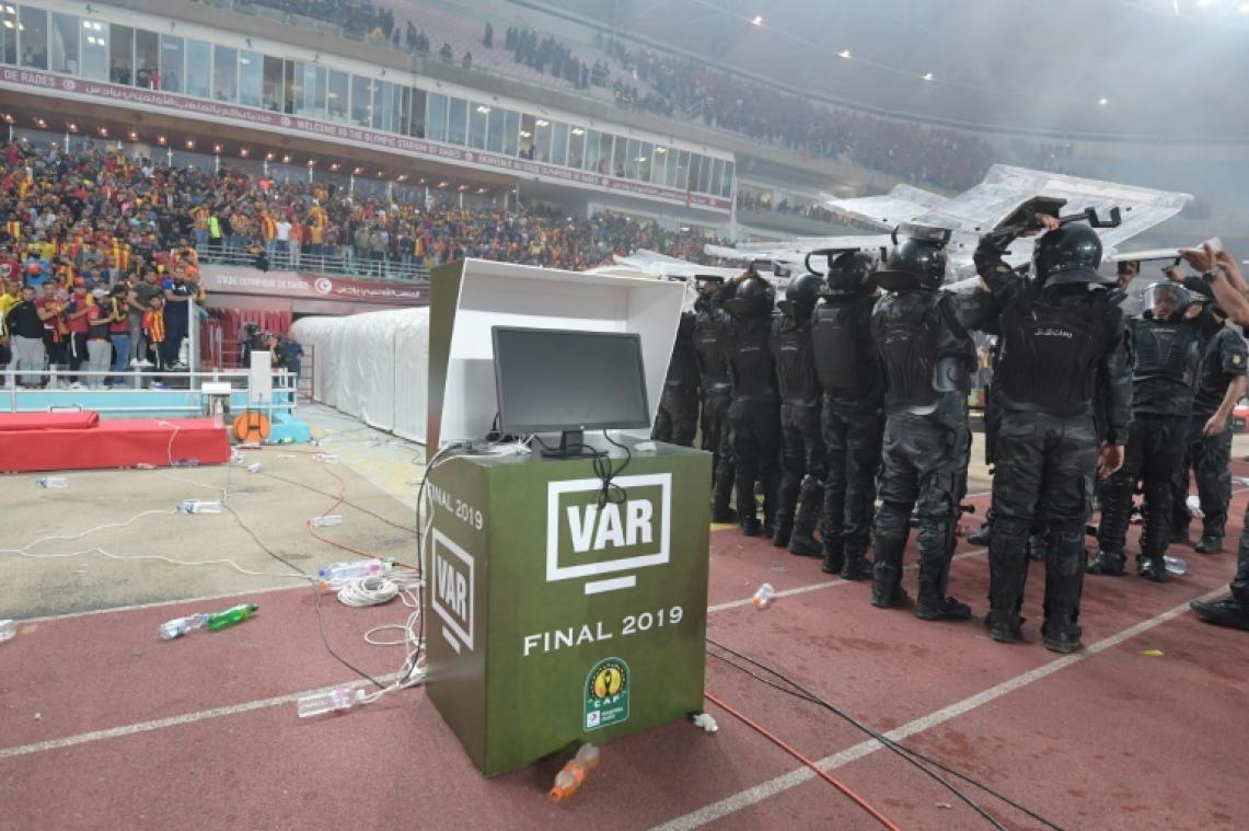 Football : Le VAR débarque en Tunisie