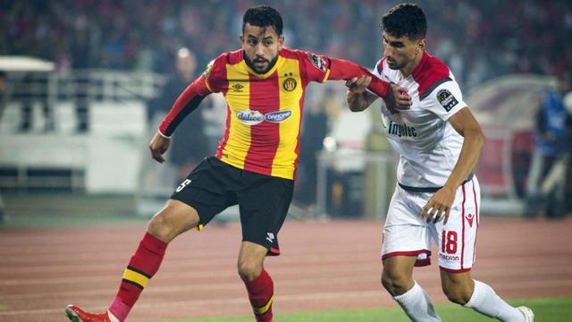 Finale Ligue des champions : des sanctions financières pour l'Espérance de Tunis