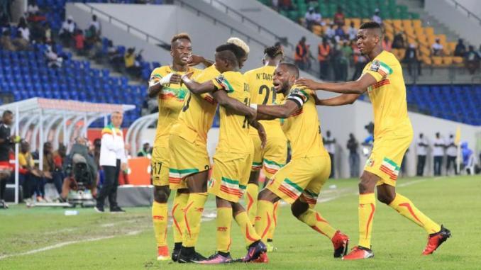 Le Mali s'amuse face à la Mauritanie…