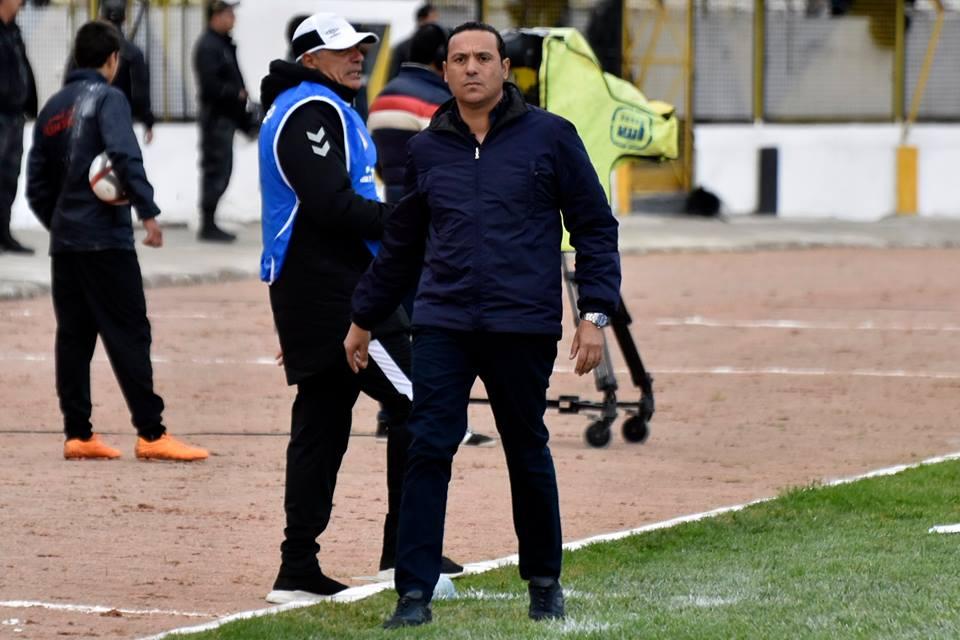 Montassar Louhichi est le nouvel entraîneur du Stade Tunisien