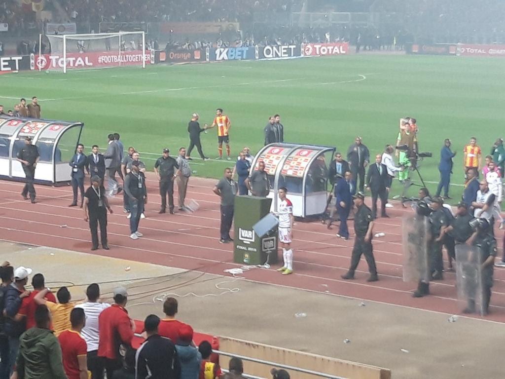 Finale Ligue des champions : L'EST reçoit la décision de la CAF