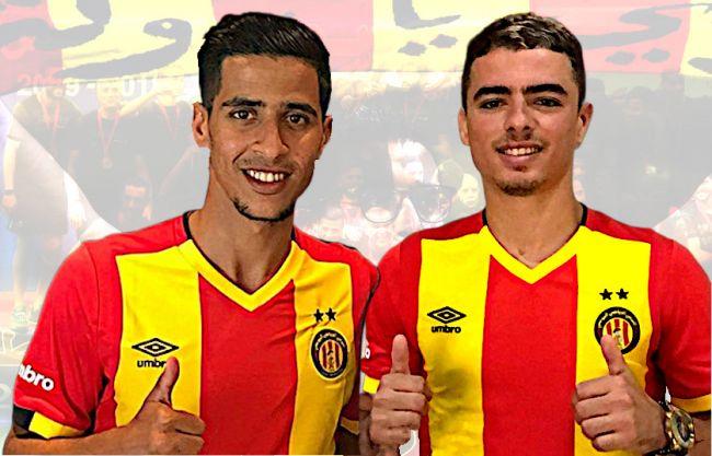 Mercato : L'Espérance de Tunisofficialise l'arrivée de deux joueurs algériens