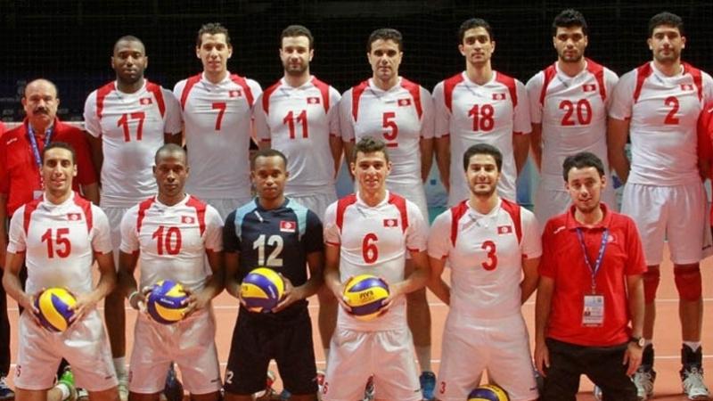 Championnat d'Afrique de Volley-ball: la Tunisie lance sa CAN en surclassant le Tchad
