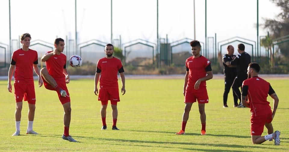 Equipe nationale : absentsde l'entrainement,GhayleneChaâlaliet WajdiKechridaparticiperont face au Sénégal